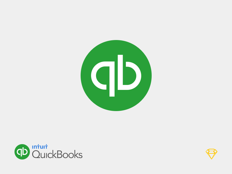 QuickBooks Logo Resource quickbooks logo free vector download resource sketchapp sketch3