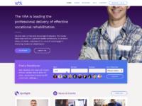 Desktop homepage 2
