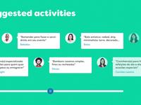 Worbby Mobile App UI Activities Slider