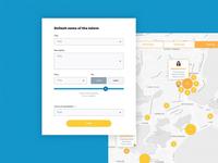 Worbby Web App UI Design - Modals