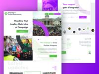 Website Redesign Concept Sneak Preview