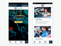 G5 Mobile First UX/UI