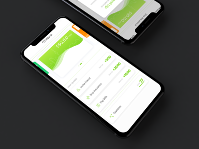 Gamification in banking app