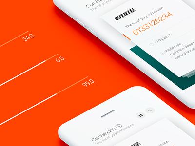 Healthcare healtcare app ux app casestudy design uxdesign uidesign