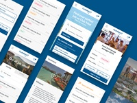 Club Med - Mobile First careers website