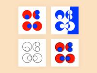 Type+Pattern design concept