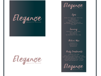 Elegance Beauty Salon Concept