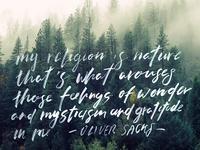 Oliver Sacks quote