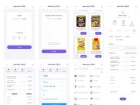 ecommerce Shopping Mobile App