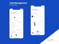 Tasks Manager iOS Application