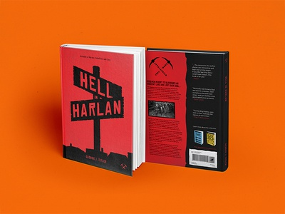 Hell in Harlan - Book Cover