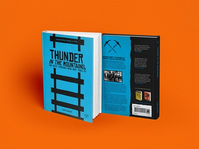 Thunder in the Mountains - Book Cover