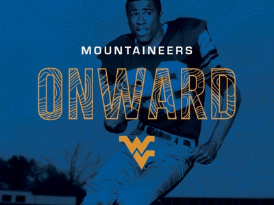 Onward: Wordmark & Historic Photo