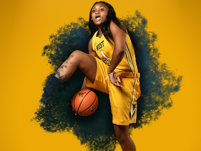 WVU Athletics: Women's Basketball Wallpaper