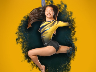 WVU Athletics: Gymnastics Wallpaper