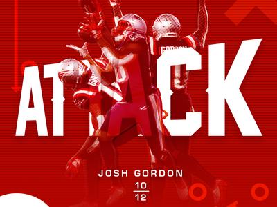 Attack: Josh Gordon Patriots Trade