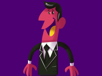 Character Design - Pink Man art vectorart vector characters pink moho affinitydesigner aftereffects animated motion graphicdesign graphic illustration cartoon motiongraphics motion design design characterdesign character animation