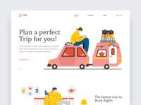 Travel / Web site