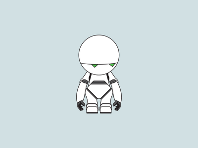 Marvin - the Paranoid Android