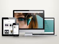 Eclat Responsive Website