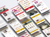 Evolve Brands Website