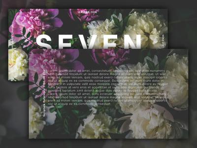 Seven Easter Series Design - Slides