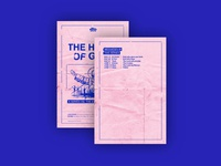 Heart of God Series Design - Flyer