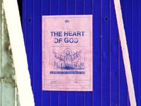 Heart of God Series Design - Poster