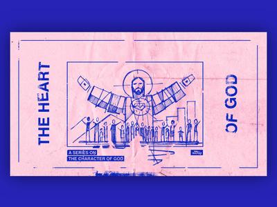 Heart of God Series Design - Slide