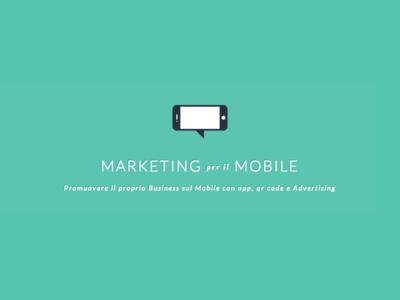 Marketing per il mobile - Logo