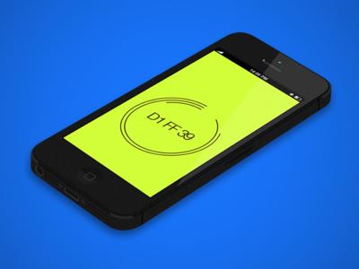 Color mixer app concept