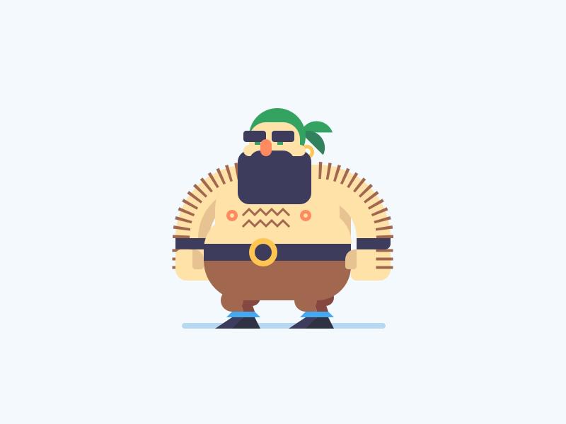 Ship boy pirate