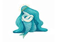 Depressed Mermaid