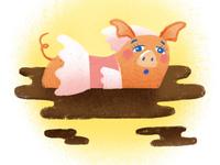 Pig's Wedding