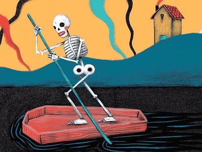 Black River skeleton