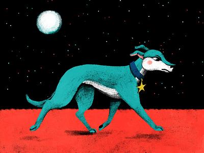 RUN DOG RUN animation dog