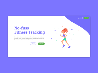 No-fuss Fitness