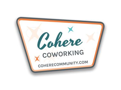 Sticker Design colorado layout local business marketing design promo sticker