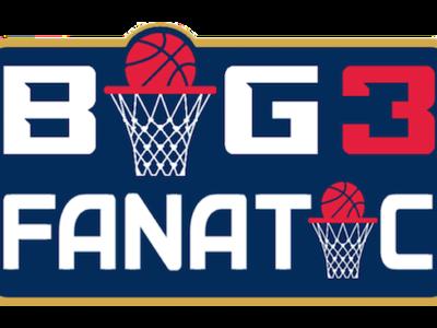 BIG3 Fanatic Fanpage Logo
