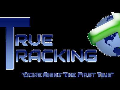 True Tracking - Final Logo Design