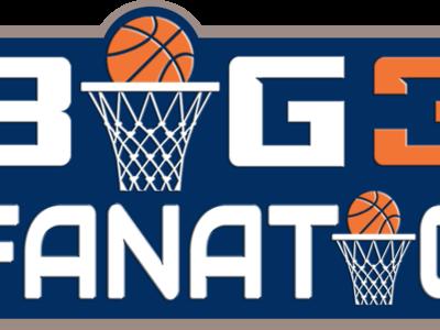 Big3 Fanatic Logo - 3's Company