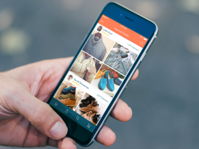 Equestrian Shopping App purchase closet tack polo orange shop ecommerce shopping equestrian