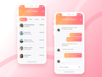 Event app- Messaging