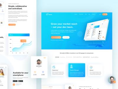 Landing Page Design   Experiment