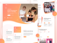 Startup Agency | Agency Landing page