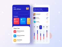 Mobile App UI Design Experiment