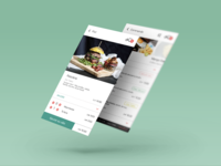 Yumy Food Delivery - app