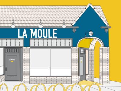 La Moule alcohol bars restaurants french food oregon portland