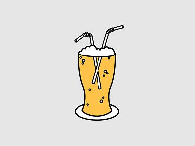 Beer typography typographyart doodles icon iconart art illustration illustrator artwork vector vectorart