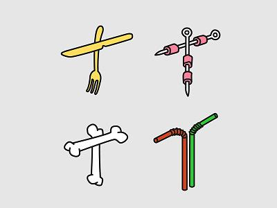 Tees vectorart vector typographyart typography illustrator illustration iconart icon doodles artwork art